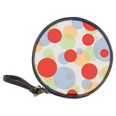 Contrast Analogous Colour Circle Red Green Orange Classic 20 Cd Wallets by Alisyart