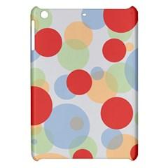Contrast Analogous Colour Circle Red Green Orange Apple Ipad Mini Hardshell Case by Alisyart