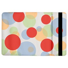 Contrast Analogous Colour Circle Red Green Orange Ipad Air 2 Flip by Alisyart