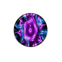 Colors Light Blue Purple Hole Space Galaxy Hat Clip Ball Marker (10 Pack) by Alisyart