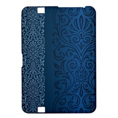 Fabric Blue Batik Kindle Fire Hd 8 9  by Alisyart