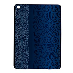 Fabric Blue Batik Ipad Air 2 Hardshell Cases by Alisyart