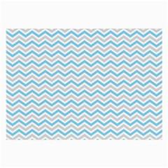 Free Plushie Wave Chevron Blue Grey Gray Large Glasses Cloth by Alisyart