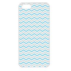 Free Plushie Wave Chevron Blue Grey Gray Apple Iphone 5 Seamless Case (white) by Alisyart
