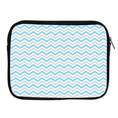 Free Plushie Wave Chevron Blue Grey Gray Apple Ipad 2/3/4 Zipper Cases by Alisyart
