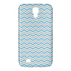 Free Plushie Wave Chevron Blue Grey Gray Samsung Galaxy Mega 6 3  I9200 Hardshell Case by Alisyart