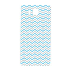 Free Plushie Wave Chevron Blue Grey Gray Samsung Galaxy Alpha Hardshell Back Case by Alisyart