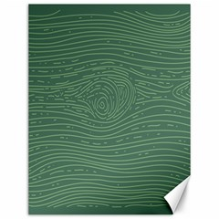 Illustration Green Grains Line Canvas 12  X 16   by Alisyart