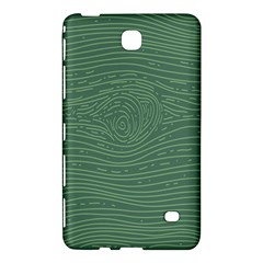 Illustration Green Grains Line Samsung Galaxy Tab 4 (8 ) Hardshell Case  by Alisyart