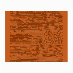 Illustration Orange Grains Line Small Glasses Cloth by Alisyart
