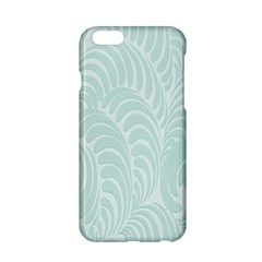 Leaf Blue Apple Iphone 6/6s Hardshell Case by Alisyart