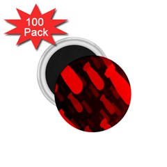 Missile Rockets Red 1 75  Magnets (100 Pack)  by Alisyart