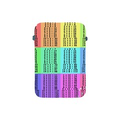 Multiplication Printable Table Color Rainbow Apple Ipad Mini Protective Soft Cases by Alisyart