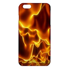 Sea Fire Orange Yellow Gold Wave Waves Iphone 6 Plus/6s Plus Tpu Case by Alisyart