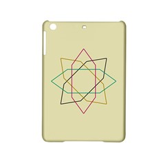 Shape Experimen Geometric Star Sign Ipad Mini 2 Hardshell Cases by Alisyart