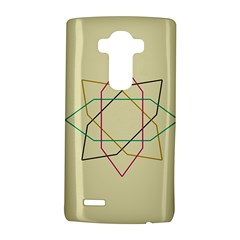 Shape Experimen Geometric Star Sign Lg G4 Hardshell Case by Alisyart