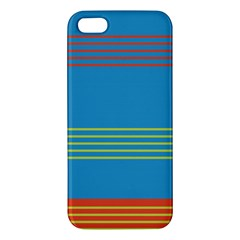 Sketches Tone Red Yellow Blue Black Musical Scale Apple Iphone 5 Premium Hardshell Case by Alisyart
