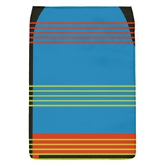 Sketches Tone Red Yellow Blue Black Musical Scale Flap Covers (s)  by Alisyart