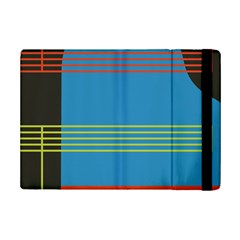 Sketches Tone Red Yellow Blue Black Musical Scale Ipad Mini 2 Flip Cases by Alisyart