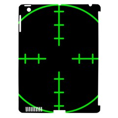 Sniper Focus Apple Ipad 3/4 Hardshell Case (compatible With Smart Cover) by Alisyart