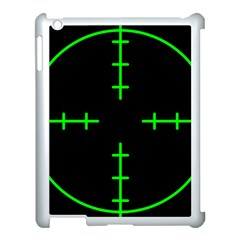 Sniper Focus Apple Ipad 3/4 Case (white) by Alisyart