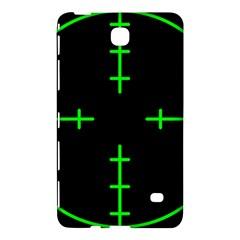 Sniper Focus Samsung Galaxy Tab 4 (8 ) Hardshell Case  by Alisyart