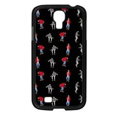 Drake Hotline Bling Black Background Samsung Galaxy S4 I9500/ I9505 Case (black) by Onesevenart