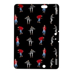 Drake Hotline Bling Black Background Kindle Fire Hdx 8 9  Hardshell Case by Onesevenart