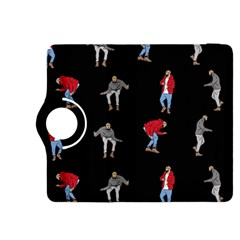 Drake Hotline Bling Black Background Kindle Fire Hdx 8 9  Flip 360 Case by Onesevenart