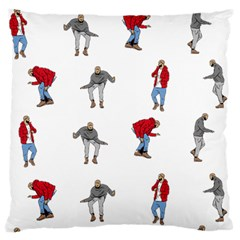 Hotline Bling Large Cushion Case (one Side) by Onesevenart