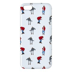 Hotline Bling Apple Iphone 5 Premium Hardshell Case by Onesevenart
