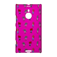 Hotline Bling Pink Background Nokia Lumia 1520 by Onesevenart