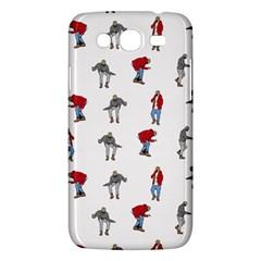 Hotline Bling White Background Samsung Galaxy Mega 5 8 I9152 Hardshell Case  by Onesevenart