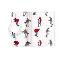 Hotline Bling White Background Kindle Fire Hd (2013) Flip 360 Case by Onesevenart