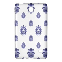 Snow Blue White Cool Samsung Galaxy Tab 4 (7 ) Hardshell Case  by Alisyart