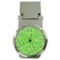 Specktre Triangle Green Money Clip Watches by Alisyart