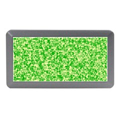 Specktre Triangle Green Memory Card Reader (mini) by Alisyart