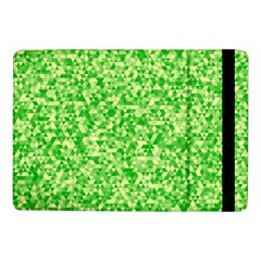 Specktre Triangle Green Samsung Galaxy Tab Pro 10 1  Flip Case by Alisyart