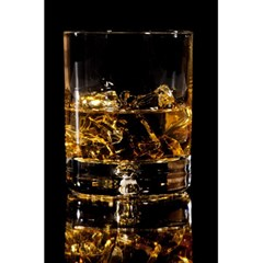 Drink Good Whiskey 5 5  X 8 5  Notebooks by Onesevenart
