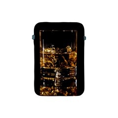 Drink Good Whiskey Apple Ipad Mini Protective Soft Cases by Onesevenart