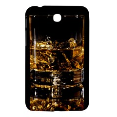 Drink Good Whiskey Samsung Galaxy Tab 3 (7 ) P3200 Hardshell Case  by Onesevenart