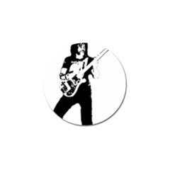 Lemmy   Golf Ball Marker (10 Pack) by Photozrus