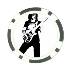 Lemmy   Poker Chip Card Guard by Photozrus