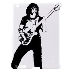 Lemmy   Apple iPad 3/4 Hardshell Case (Compatible with Smart Cover)