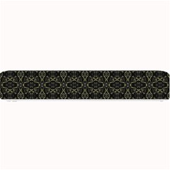 Dark Interlace Tribal  Small Bar Mats by dflcprints
