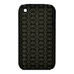 Dark Interlace Tribal  Iphone 3s/3gs by dflcprints