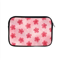 Watercolor Flower Patterns Apple Macbook Pro 15  Zipper Case by TastefulDesigns