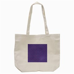 Abstract Purple Pattern Background Tote Bag (cream) by TastefulDesigns
