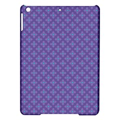 Abstract Purple Pattern Background Ipad Air Hardshell Cases by TastefulDesigns