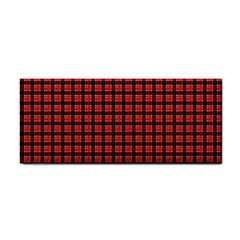 Red Plaid Cosmetic Storage Cases by PhotoNOLA
